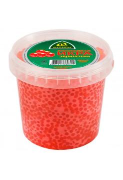 Икра горбуши 1 кг лососевая красная Шаланда