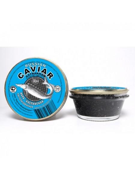 Икра щуки черная крашеная 112 грамм Картас Морепродукт